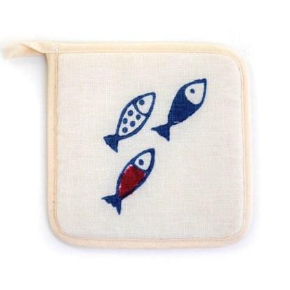 Presina Pascucci con pesciolini