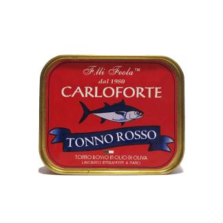 Tonno rosso di Carloforte Fratelli Feola