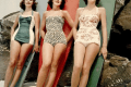 swim wear suits, vintage wear, bikini