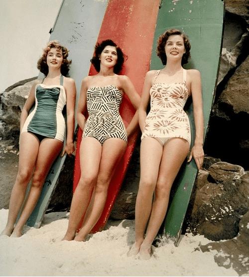swim wear suits, vintage wear, bikini