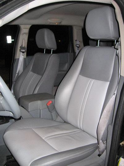 2006 Jeep Grand Cherokee Katzkin Leather