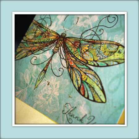 The Gilded Dragonfly
