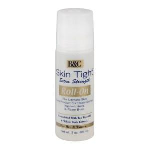 B&C Skin Tight Razor Bump Remedies