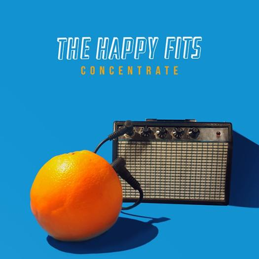 The Happy Fits - Concentrate