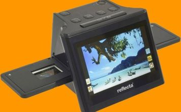 Top 5 Slide & Negative Scanners Under $25
