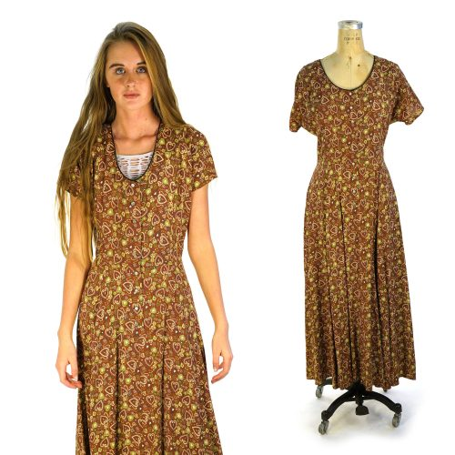 Rayon Maxi Dress by Sherry Holt