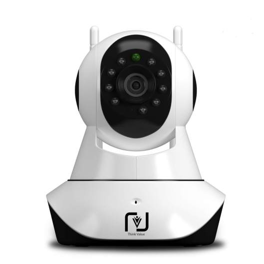 ThinkValue T8855 Wi-Fi Wireless HD IP Security Camera CCTV - Best CCTV Cameras in India