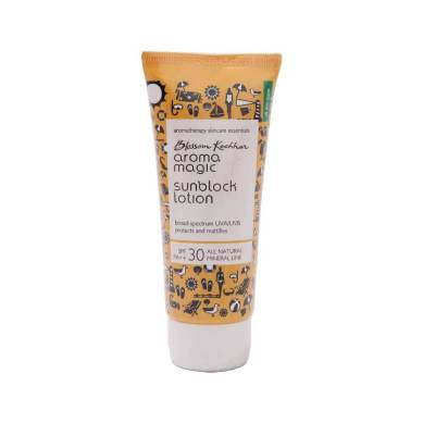 Aroma sunblock lotion - Best Sunscreen Lotion in India