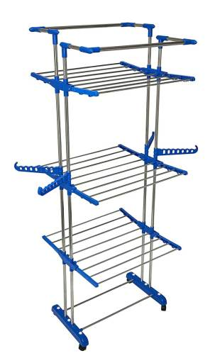 TNC Lifetime heavy double cloth dryer stand - Best Cloth Drying Stand