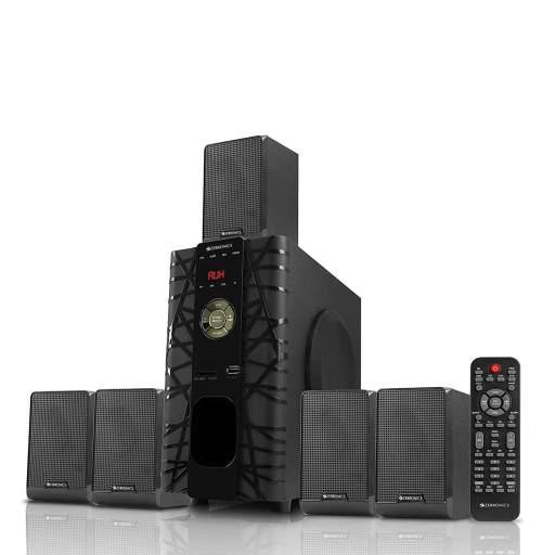 Zebronics Zeb-BT Bluetooth speaker - Best Home theatre System in India