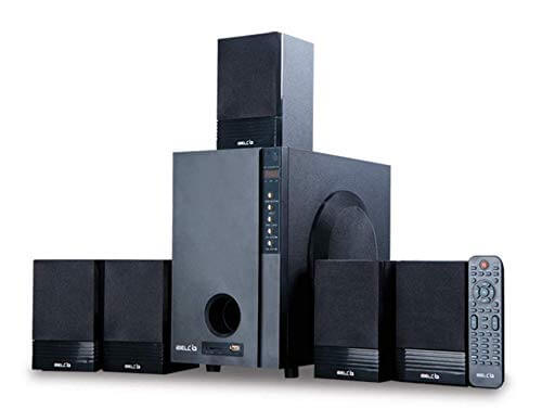 iBell home theatre speaker - Best Home theatre System in India