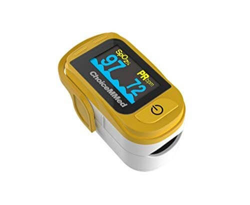 Choicemmd pulse oximeter - Best Pulse Oximeter in India