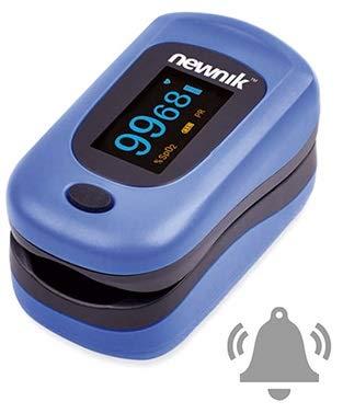 Newnik fingertip pulse oximeter - Best Pulse Oximeter in India