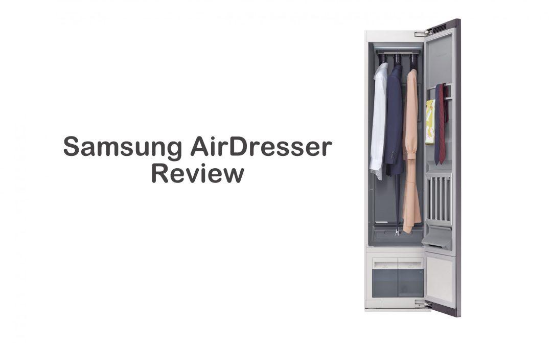 Samsung AirDresser Review