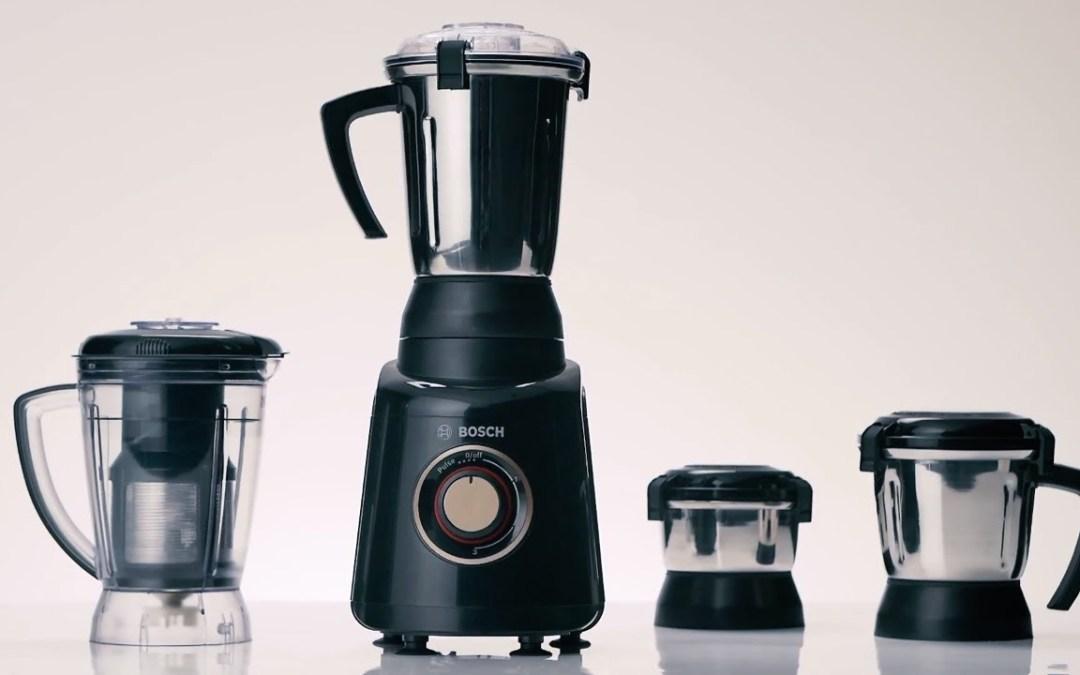 Bosch Preethi Mixer Grinder Review