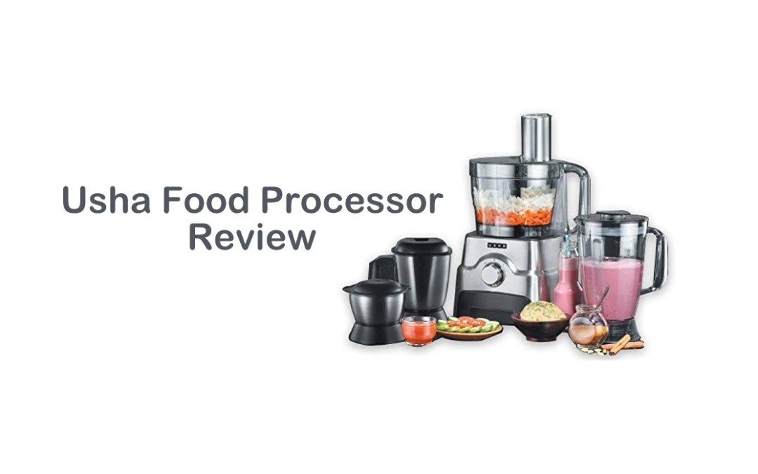 Usha Food Processor Review | Best 2 Products