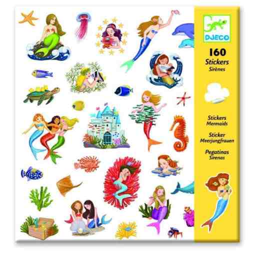 Meerjungfrauen Sticker online kaufen Österreich