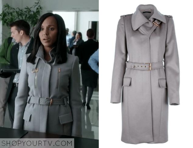 olivia grey coat