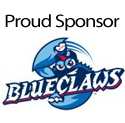 Proud Sponsor of    Blueclaws Baseball