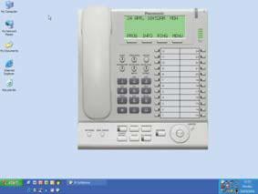 Panasonic KX-NCS810X