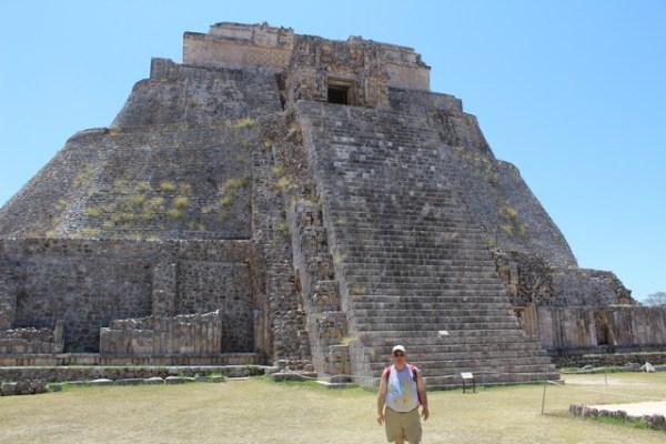 Progreso Excursion to Uxmal Mayan Ruins - Progreso ...