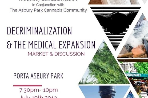 "Event July 10th ""Decriminalization and the medical expansion"""