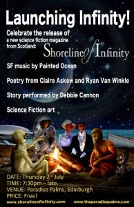 Launching Infinity!
