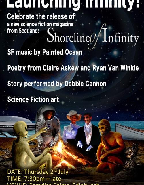 Launching Infinity! 2nd July 2015
