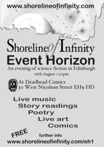 Event Horizon 1