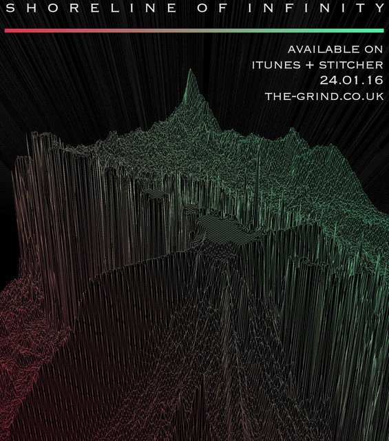 The Grind Podcast: Episode 2 – Shoreline of Infinity