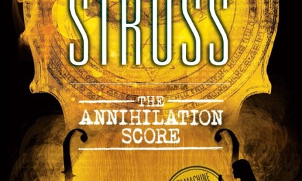 The Annihilation Score by Charles Stross