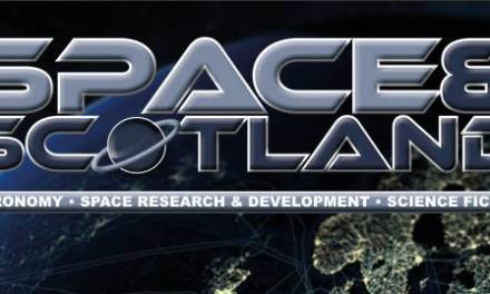 Event Horizon supplemental – Space and Scotland and Shoreline Xmas Issue Launch – 8th December