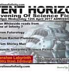 Event Horizon - Live Science Fiction - 12th April 2017