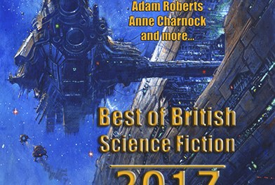 Four Shoreliners in the Best of British Science Fiction 2017
