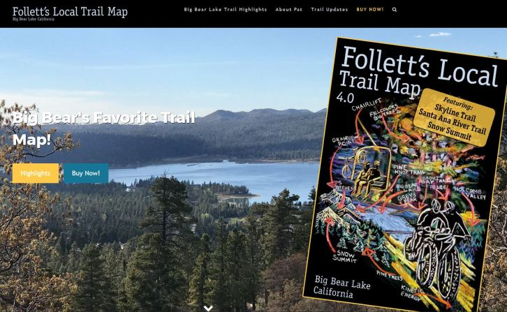 Follets Local Map