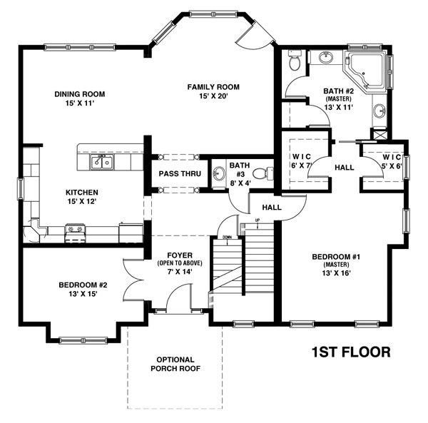 House Plans Two Master Suites One Story Amazing House Plans