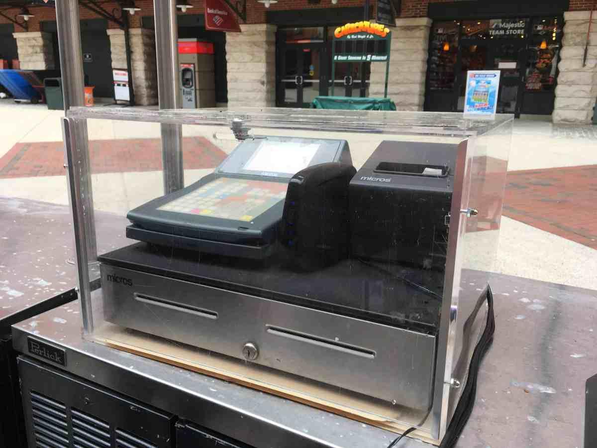 Point Of Sale Amp Cash Register Covers Shore Plastics