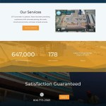 New Website for JST Concrete in Lubbock, TX