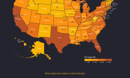 Most Expensive States to Advertise In (+ Breakdown by 17 Industries)