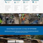 New Website for Wingman Construction in Cedar Park