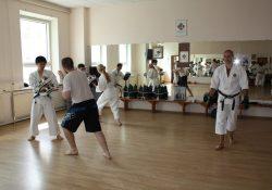 Совместная тренировка 16-го сентября 2017