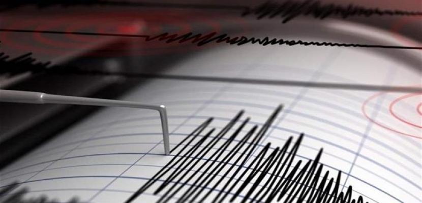 زلزال بقوة 5 درجات يضرب جزيرة بالاو في المحيط الهادئ