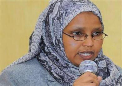 Image result for عائشة محمد موسى وزيرة الدفاع الإثيوبية