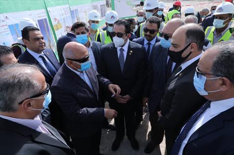 وزير النقل يتابع معدلات تنفيذ عدة مشروعات خدمية بميناء الإسكندرية - بوابة  الشروق - نسخة الموبايل