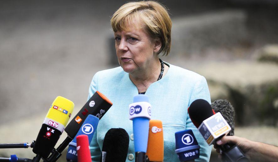 انجيلا ميركل: مستعدون لخروج بريطانيا من الاتحاد الأوروبي مهما كانت النتيجة