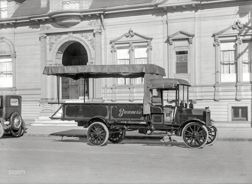 Breuners Furniture 1919 Shorpy Historical Photos
