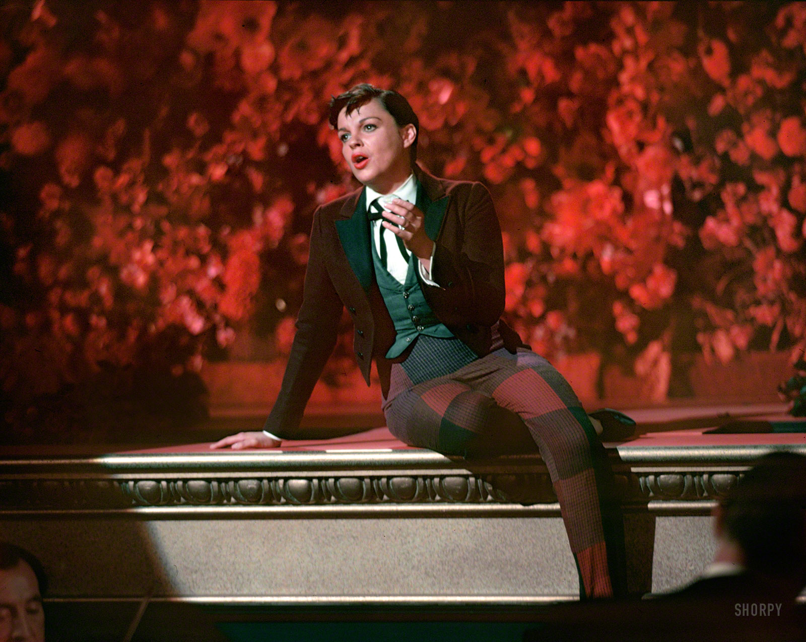 Judy Garland in A Star is born (Ein neuer Stern am Himmel) 1955