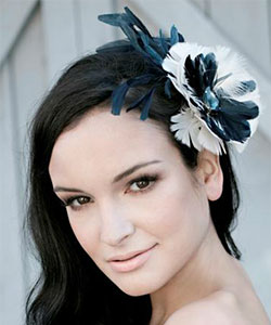 How To Wear A Fascinator With Short Hair Wedding Ideas