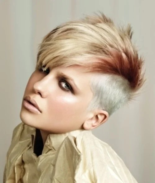 Short Hairstyles 2018 Women Over 50 Photo 1