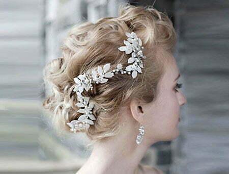 Wedding Styles For Short Hair Short Hairstyles 2017